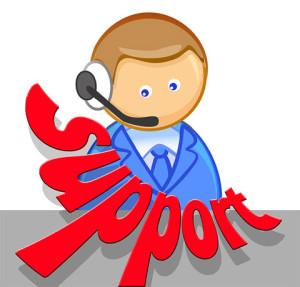 Podpora pri gostovanju spletne strani