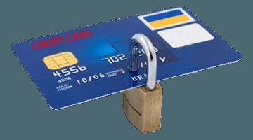 Varna uporaba kreditne kartice