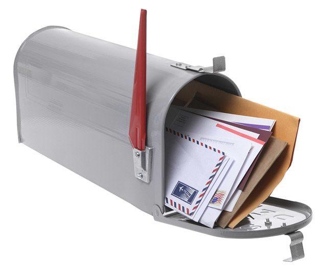 Poln e-poštni predal