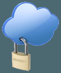 Varnost podatkov v oblaku