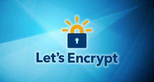 Let's Encrypt certifikat